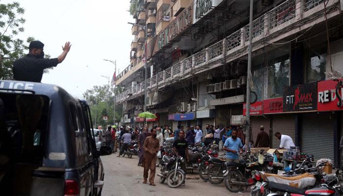 حکومت صبح 8 تا شام 8 بجے بازاروں کو کھلا رکھنے کی اجازت دے، تاجر رہنما