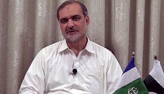 کرنل (ر) رضا کی حافظ نعیم سے ملاقات، جماعت اسلامی میں شمولیت کا اعلان