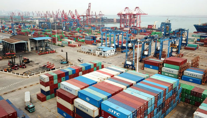 پاک چین تجارت کے حجم میں 36.63 فیصد اضافہ