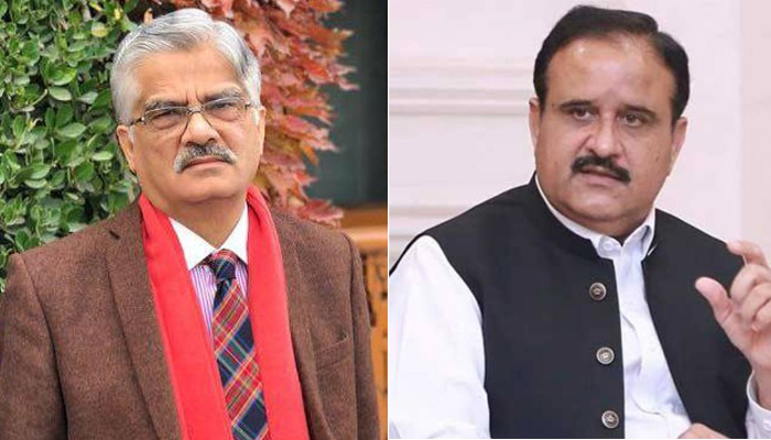 وزیراعلیٰ پنجاب سے چیئرمین پیمرا کی ملاقات، کارکردگی رپورٹ پیش