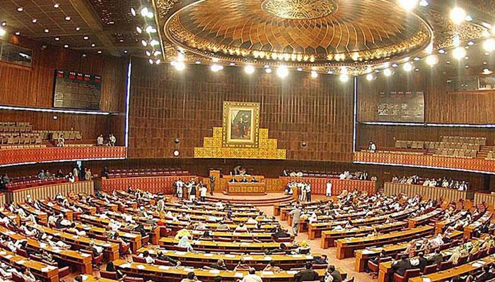 اثاثوں کی تفصیلات اپلوڈ کی گئیں تو ہمارے بچے غیر محفوظ ہونگے، ارکان پارلیمنٹ