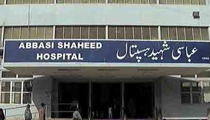 عباسی شہید اسپتال،57 افراد کے کووڈ ٹیسٹ، 24 مثبت، تناسب 42 فیصد رہا