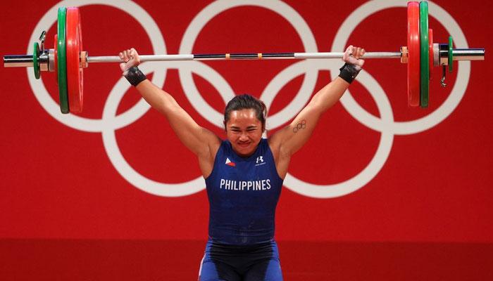فلپائن کا اولمپکس میں پہلا گولڈ میڈل