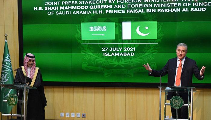 پاکستان، سعودی عرب کا کشمیر،فلسطین اور یمن پر اتفاق، سفری پابندیاں ختم کرنے پر غور