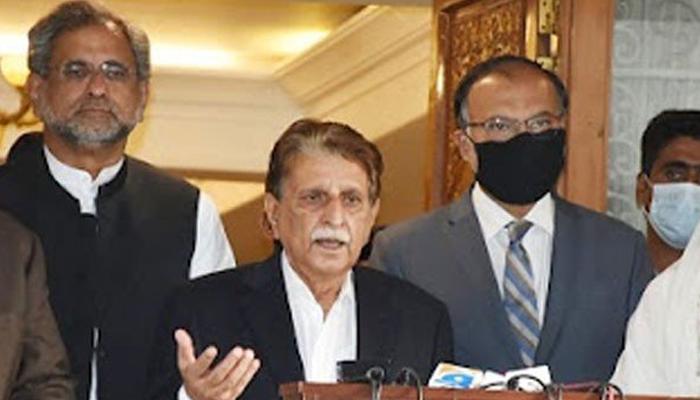 آزاد کشمیر الیکشن، ہمارا مینڈیٹ چرایا گیا چپ نہیں بیٹھیں گے، ن لیگ