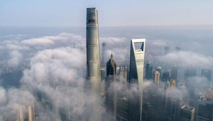 چین میں دنیا کا دوسرا بلند ہوٹل تیار