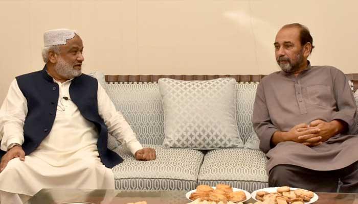 ارباب غلام رحیم متحرک ، سندھ میںسیاسی رابطے شروع کردیئے