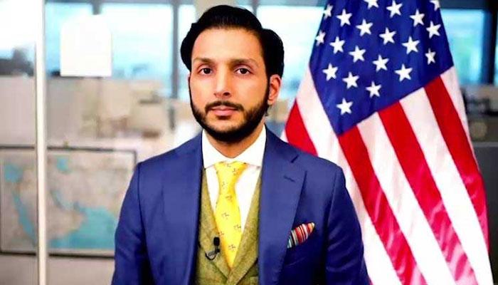پاکستان سے اڈوں کیلئے کوئی مطالبہ و درخواست نہیں کی، امریکی سفارتکار