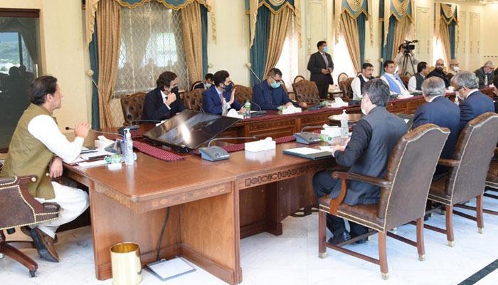 برآمدات بڑھانے کیلئے صنعتوںکو سہولتیںدے رہے ہیں' عمران خان