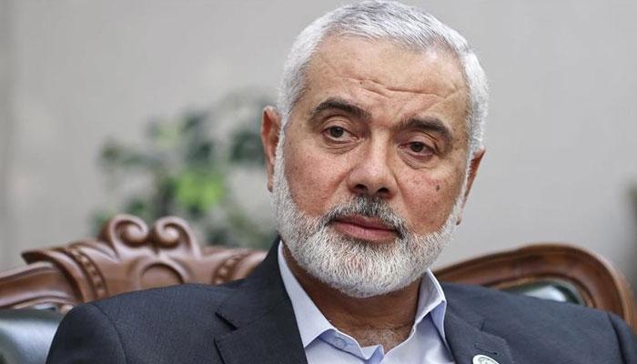 اسماعیل ہنیہ حماس کے دوبارہ سربراہ منتخب