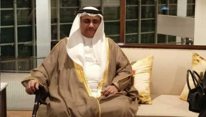 عرب پارلیمنٹ کا وفد پاکستان پہنچ گیا