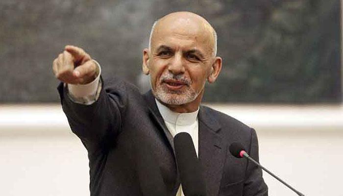 افغان صدر نے طالبان کو امن اور ترقی کی راہ میں رکاوٹ قرار دیدیا