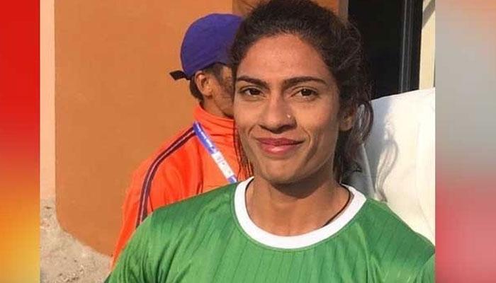 ایتھلیٹکس فیڈریشن نجمہ پروین کو اولمپکس میں بھیجنے کے خلاف تھی