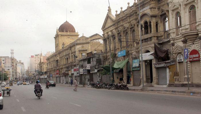 کراچی…کورونا سیاست کا شکار