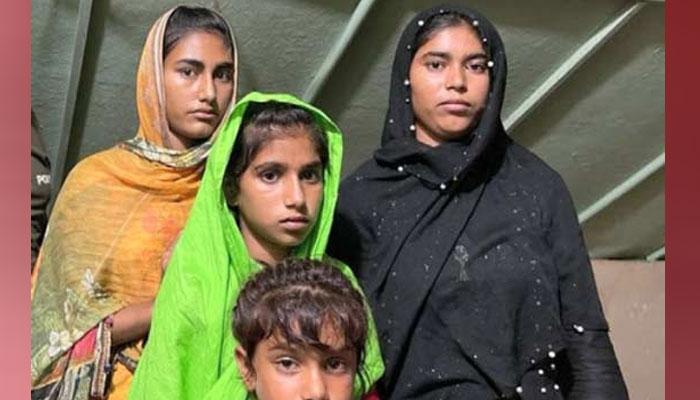 پاکپتن سے لاپتہ 4 بہنیں لاہور سے برآمد
