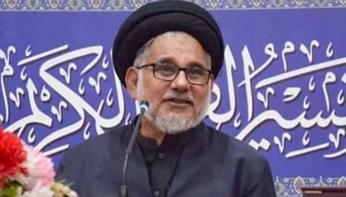شہید عارف حسین الحسینی ہمہ جہت شخصیت کے مالک تھے، علامہ حسن ظفر