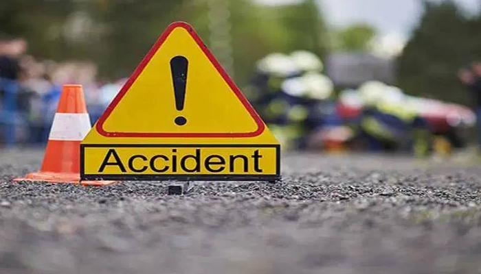 حب میں ٹریفک حادثہ، 4 افراد جاں بحق