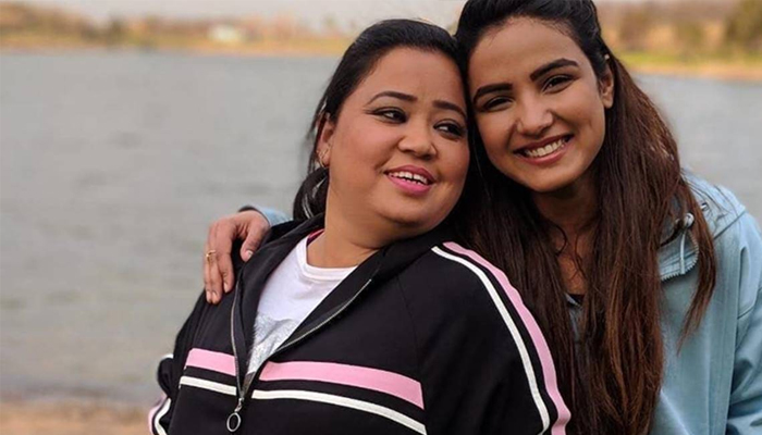 جیسمین بھاسین نے بھارتی سنگھ کے وزن میں کمی کا راز بتادیا