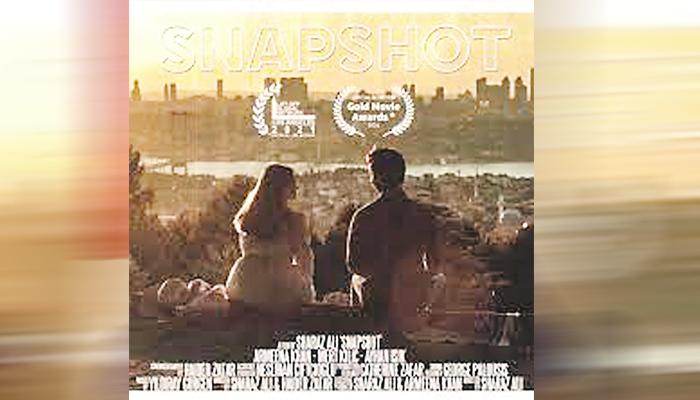 شارٹ فلم'' 'اسنیپ شاٹ'' 2 بین الاقوامی فلم فیسٹیولز کیلئے منتخب