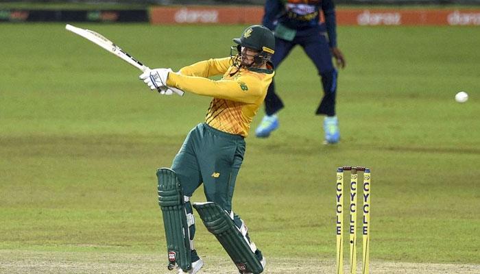 جنوبی افریقا کا ٹی20 سیریز میں کلین سوئپ