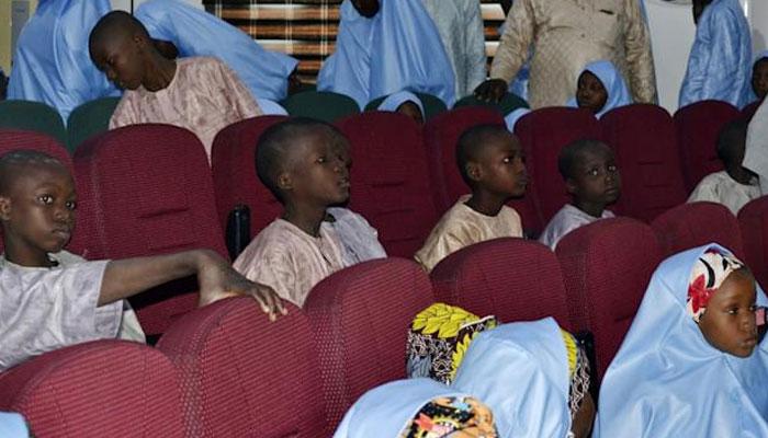 نائیجیریا، درجنوں مغوی طلبہ رہا