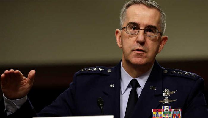 روس اور چین کیساتھ جنگ سے دنیا تباہ ہو جائیگی، سینئر امریکی جنرل