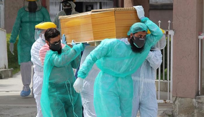 کورونا سے مزید 78 افراد جاں بحق