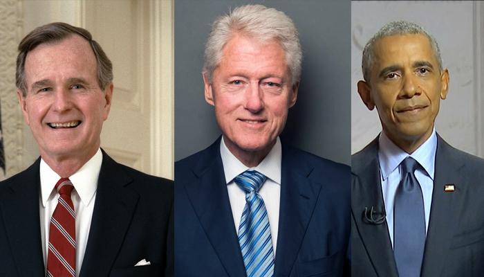 جارج بش، بل کلنٹن اور اوباما امریکا میں افغان تارکین وطن کی مدد کریں گے