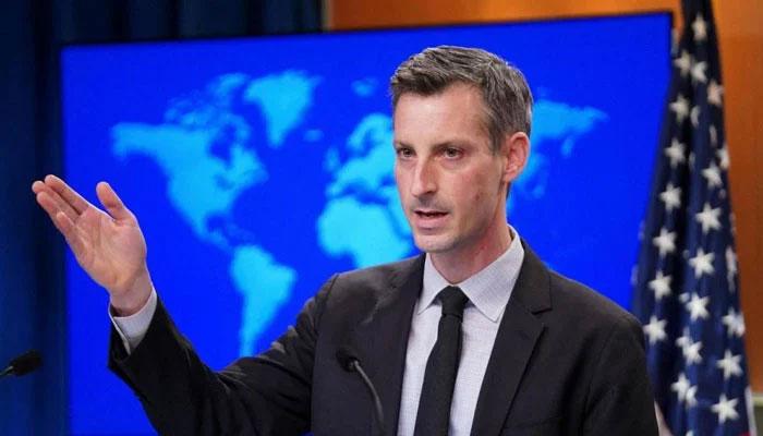 افغانستان پر پاکستان کیساتھ مسلسل رابطے میں ہیں، امریکا