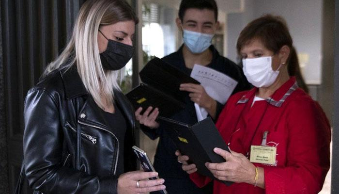 اٹلی میں تمام ملازمین کیلئے 'گرین پاسپورٹ' لازمی