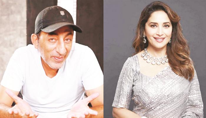 مادھوری کے ساتھ فلم کی پیشکش کی گئی تھی، عدنان شاہ ٹیپو