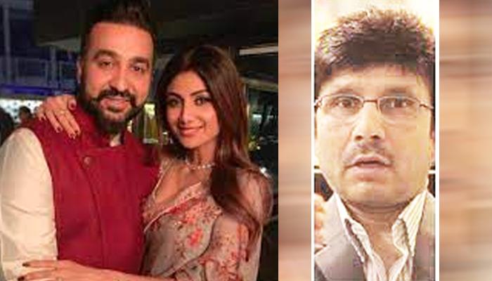 کمال آر خان نے شلپا شیٹی کی راج کندرا سے طلاق کی پیشگوئی کردی