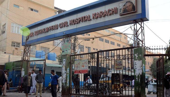 سید زین شاہ کا سول اسپتال میں طبی معائنہ