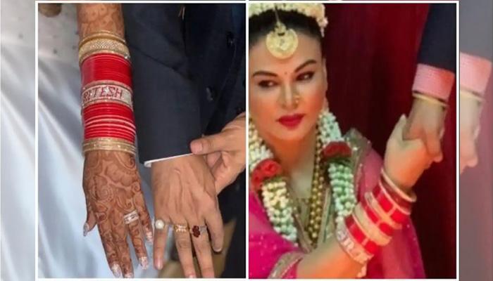 راکھی ساونت کے شوہر رتیش نے بگ باس 15میں شرکت کی تصدیق کردی