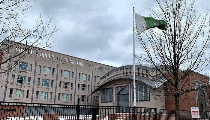 امریکا،پاکستان کے افغان مفادات ایک جیسے ہیں، پاکستانی سفارتخانہ