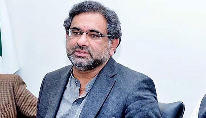 شاہد خاقان  نے فضل الرحمان کے تحفظات سے نواز شریف کو آگاہ کر دیا
