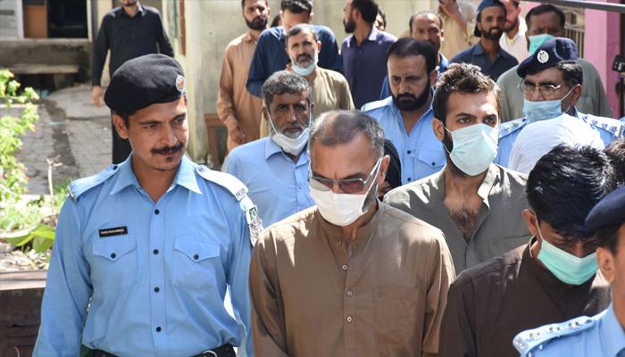 نور قتل کیس ،ملزم ظاہر جعفر کے والدین کی ضمانت کی درخواستوں پر فیصلہ محفوظ