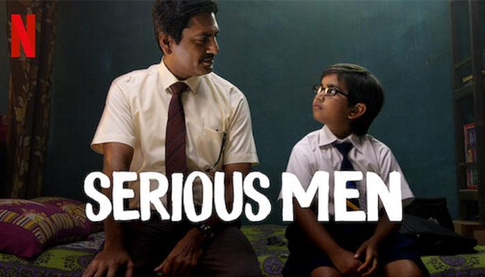 نواز الدین صدیقی فلم 'سیریس مین' کیلئے  ایمی ایوارڈ کے لیے نامزد