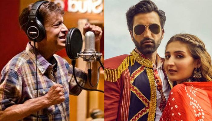 بھارتی گلوکارہ نے عالمگیر کے گانے ''گاگر'' کی دھن چرالی