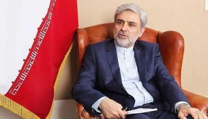 افغان حکومت میں تمام گروپوں کی شمولیت ضروری ہے' ایرانی سفیر