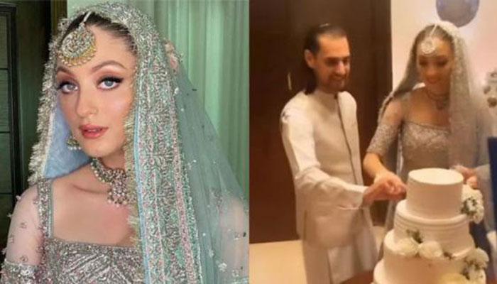 سابق گورنر پنجاب سلمان تاثیر کے بیٹے شہباز تاثیر اور نیہا راجپوت شادی کے بندھن میں بندھ گئے