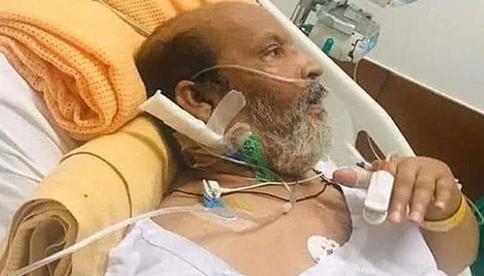 عمر شریف کیلئے ایئر ایمبولینس آج پہنچ جائیگی