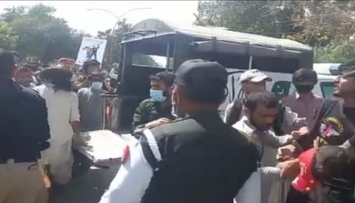بلوچستان حکومت اور احتجاجی طلباء کے مذاکرات کامیاب