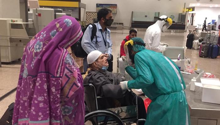 بیرون ممالک سے لاہور آنیوالے  مسافروں کو قرنطینہ میں رکھنے کا فیصلہ