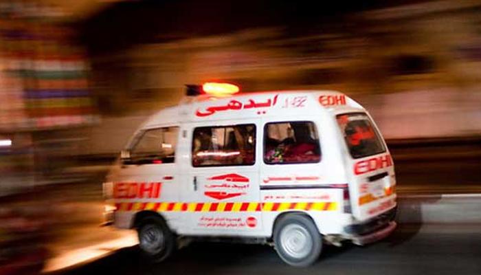 ڈیفنس فیز 8 میں ٹریفک حادثے میں ایک بچہ جاں بحق