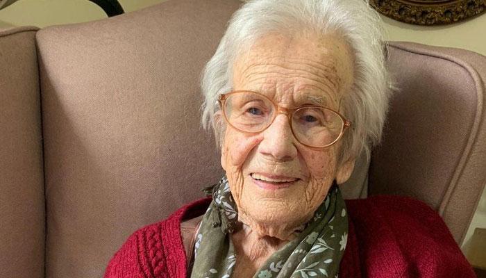 بیرونی سرگرمیاں اور تازہ خوراک، 110سالہ خاتون کی صحت کا راز