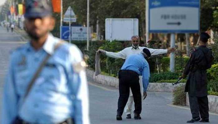 اسلام آباد، دفعہ 144 کے تحت جلسے جلوسوں، مجالس پر پابندی عائد
