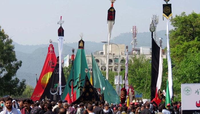 حضرت امام حسینؓ اور شہدائے کربلا کا چہلم آج عقیدت و احترام سے منایا جائیگا