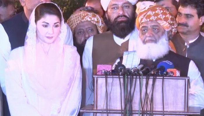 پی ڈی ایم کا سربراہی اجلاس 11اکتوبر کو اسلام آباد میں طلب
