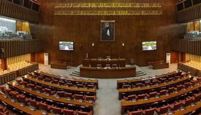 سینیٹ، 4 بل منظور، 9 بل پیش ،چیئرمین نے قائمہ کمیٹیوں کو بھجوا دیئے
